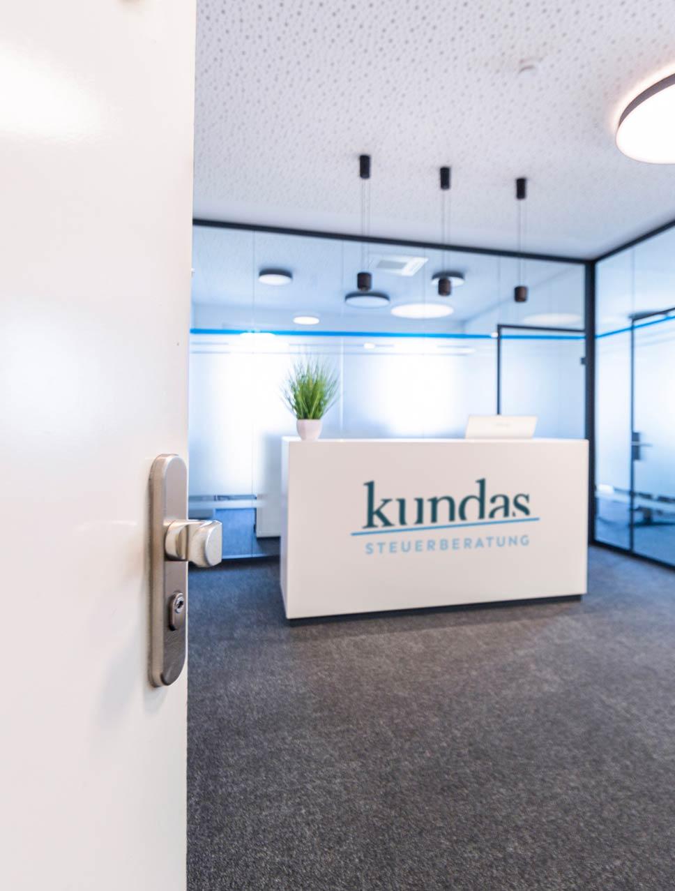 Willkommen bei kundas – Ihrem Steuerberater in Bad-Nauheim